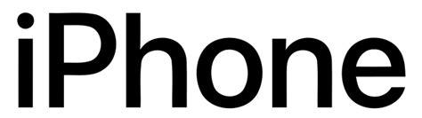 file iphone logo 2016 svg wikimedia commons
