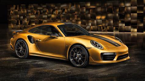 2018 Porsche 911 Turbo S Exclusive Series Price Design