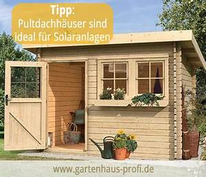 Gartenhaus Holz Pultdach : gartenhaus mit pultdach aus holz jetzt g nstig kaufen ~ Articles-book.com Haus und Dekorationen