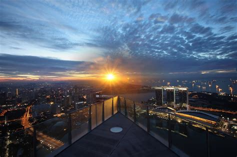 10 Places With The Best Views Of Singapore From Up High