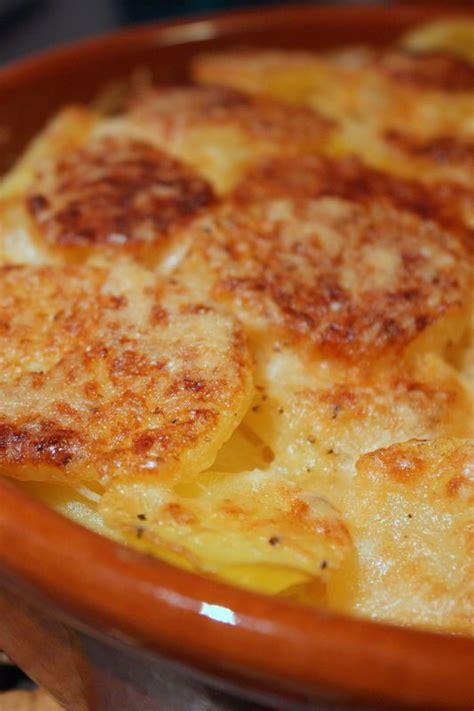 cuisine boursin gratin de pommes de terre au boursin cuisine chez requia