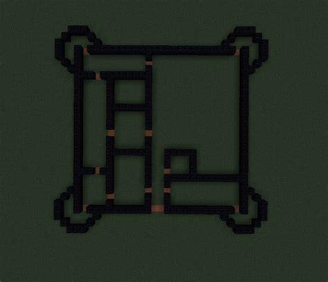 castle blueprint minecraft constuctions wiki fandom powered  wikia