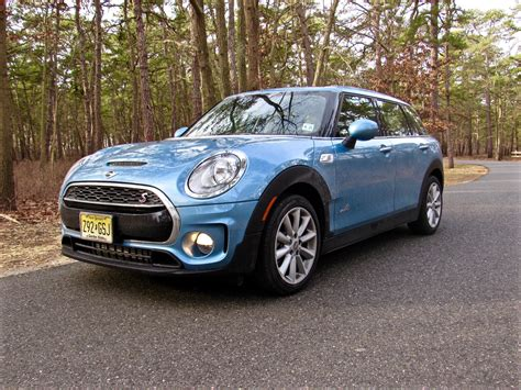 Mini Clubman Cooper S All4 Is Actually A Pretty Good Road
