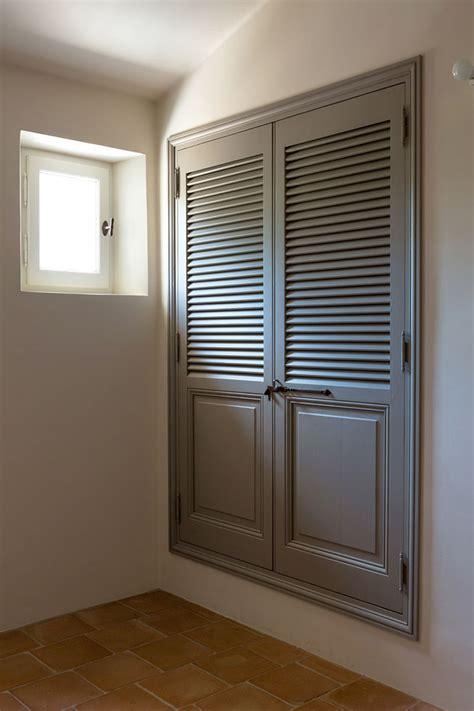 porte placard bois atelier mus portes