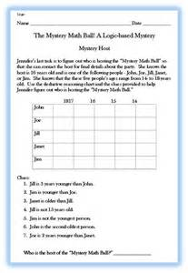 GED Practice Test Math Printable Worksheets