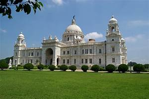 Victoria Memorial Hall, Kolkata, West Bengal BDB73S ...