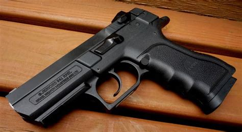 jericho 941 iwi polymer compact pl sub weapons 9mm israeli pistol pistols tactical concealed handgun industry guns queen carry auction