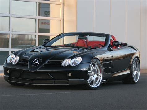 Mercedes Benz SLR McLaren ~ Automotive Todays