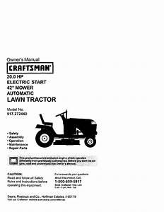 31 Craftsman Dlt 3000 Parts Diagram
