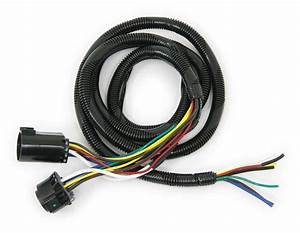 5th Wheel    Gooseneck Wiring Harness With 7