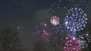 fireworks gif find share  giphy
