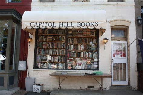 capitol hill books washington dc for reading addicts