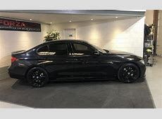 2016 BMW 3 SERIES 335D XDRIVE M PERFORMANCE PACK BLACK