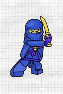 How to Draw LEGO Ninjago Characters