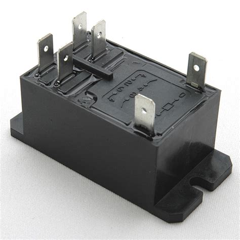 Enclosed Power Relay Amp Volt Coil