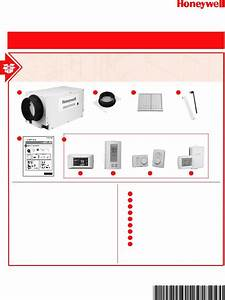 Honeywell Dr65 User Manual