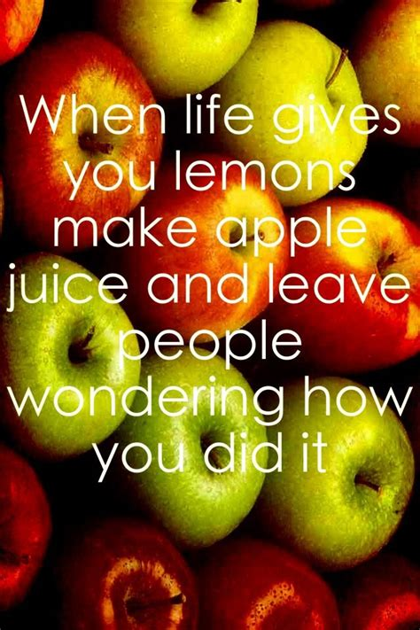 Apple Quote Apple In With Them Quotes Quotesgram