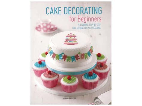 cake decorating  beginners book createforless