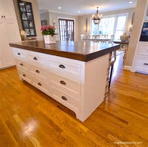 second kitchen islands kitchen island ideas home trends trevey living