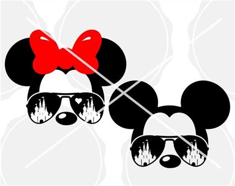 Mickey free vector we have about (59 files) free vector in ai, eps, cdr, svg vector illustration graphic art design format. Mickey and Minnie Mouse SVG sunglasses Disney Castle Svg ...