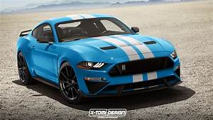 2018 Mustang Gt : 2018 shelby gt350 mustang rendered with facelift that won 39 t happen autoevolution ~ Maxctalentgroup.com Avis de Voitures