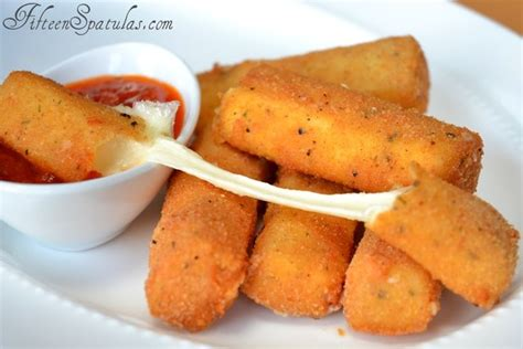 Homemade Mozzarella Sticks - How to Make Mozzarella Sticks