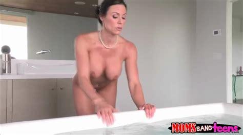 Milf Stepmom Blackmails Stepson Porn Tube