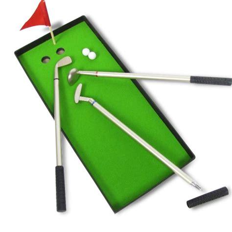 mini golf bureau mini kit de golf avec stylo commentseruiner