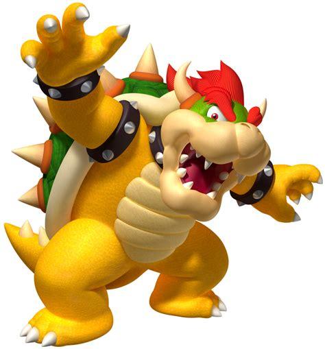Bowser Super Mario 64 Ds