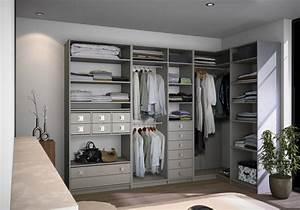 un dressing votre chambre parentale tanguy With amenager un dressing dans une chambre