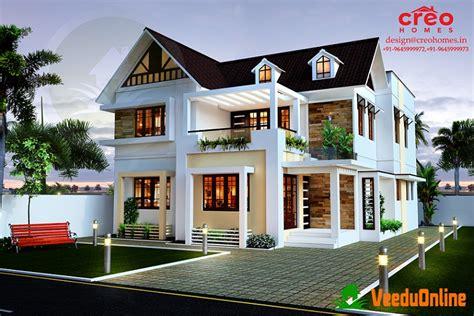 Highly Advanced European Style Double Floor Design