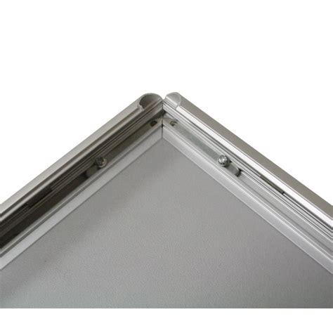 porte aluminium pas cher cadre en aluminium mural porte affiche clic clac a1