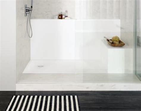 piatto doccia in corian vasche e piatti doccia in corian