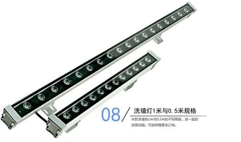 ac110v 240v led wall washer 18w led wall wash light l outdoor landscape red green blue yellow