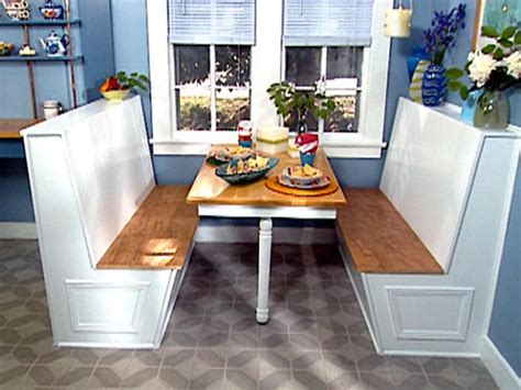 dining booth table video diy