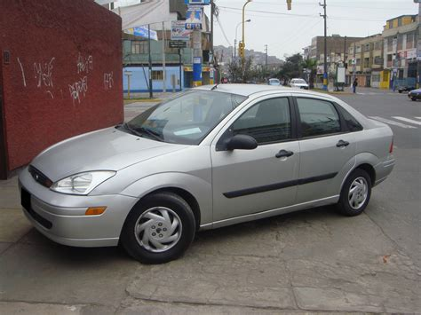 Pictures of ford focus 2002 - Auto-Database.com