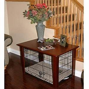 pin by natali vazquez on dream home pinterest With turn dog crate into table
