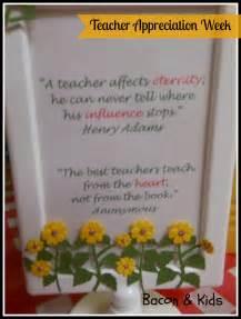 Teacher Appreciation Week Sayings