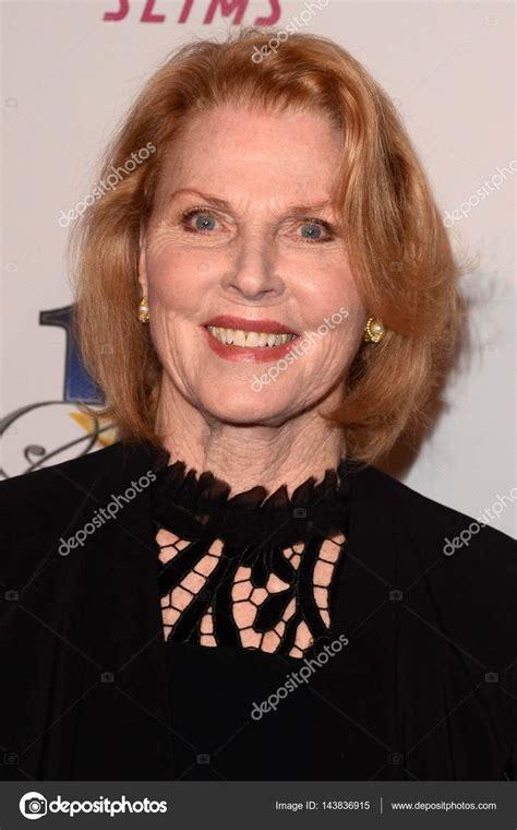 actress mariette hartley stock editorial photo