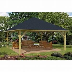 Abri De Jardin Ouvert : abri de jardin kiosque ~ Premium-room.com Idées de Décoration
