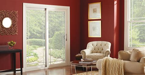 alside promenade sliding glass door professional