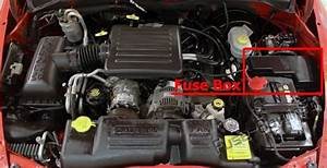 Fuse Box Diagram  U0026gt  Dodge Dakota  2001