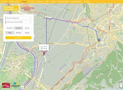 Karte und Routenplaner | Radlobby