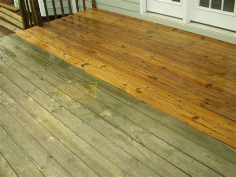 cleaning deck with solution deck cleaning seminole power wash