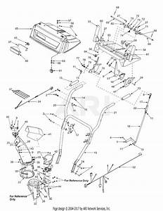 Mtd 31ad5l3f190 Snow Boss 850w  2001  Parts Diagram For