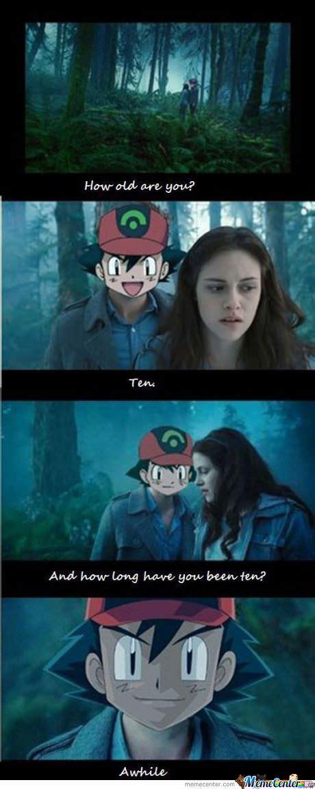 Twilight Meme - ash twilight by recyclebin meme center