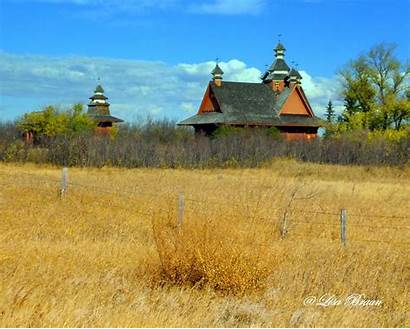 Saskatchewan Beauty Prairie Scenes Barren Lake Lisa