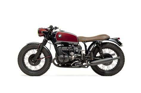 Bmw Motorcycles : Bmw R75/5 By Ton-up Garage