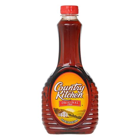 country kitchen maple syrup country kitchen original syrup 710ml 6099