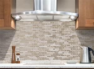 Revêtement Mural Cuisine : cr dence cuisine nouveaut rev tement mural adh sif aussi con u pour la salle de bain ~ Farleysfitness.com Idées de Décoration